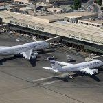 فرودگاه های بین المللی تهران