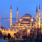 معماری های خاص مساجد استانبول