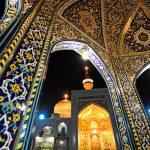 نگاهی بر معماری بناهای تاریخی مشهد