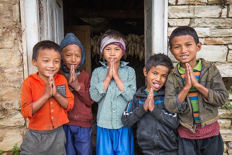 خاص ترین آداب ورسوم مردم نپال