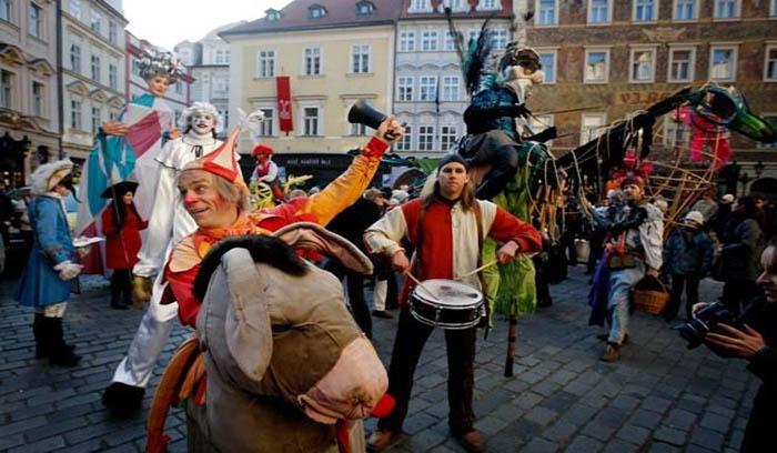 جشنواره ها وفستیوالهای چک