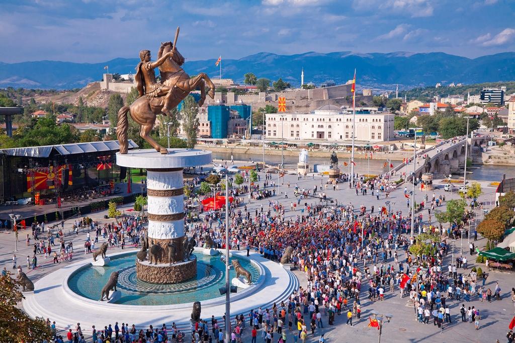 ۱۲جاذبه توریستی مقدونیه