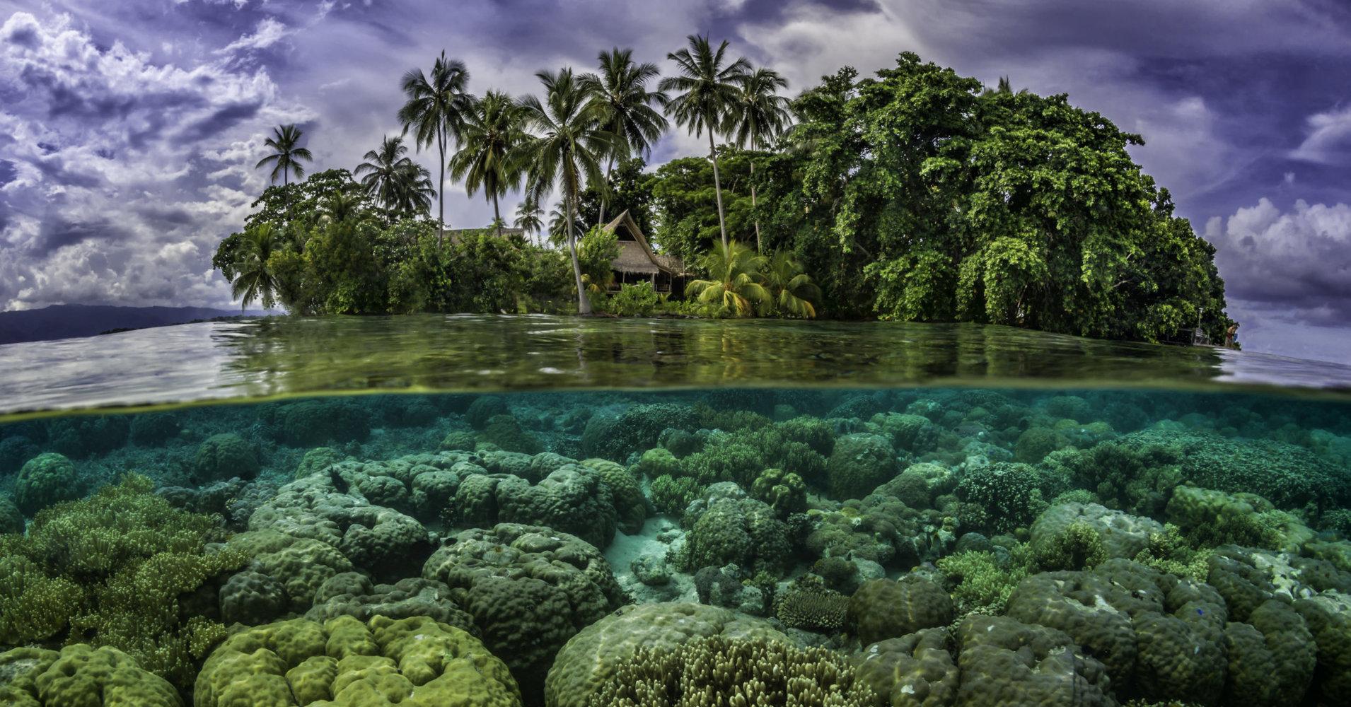 جزایر سلیمان دریک نگاه