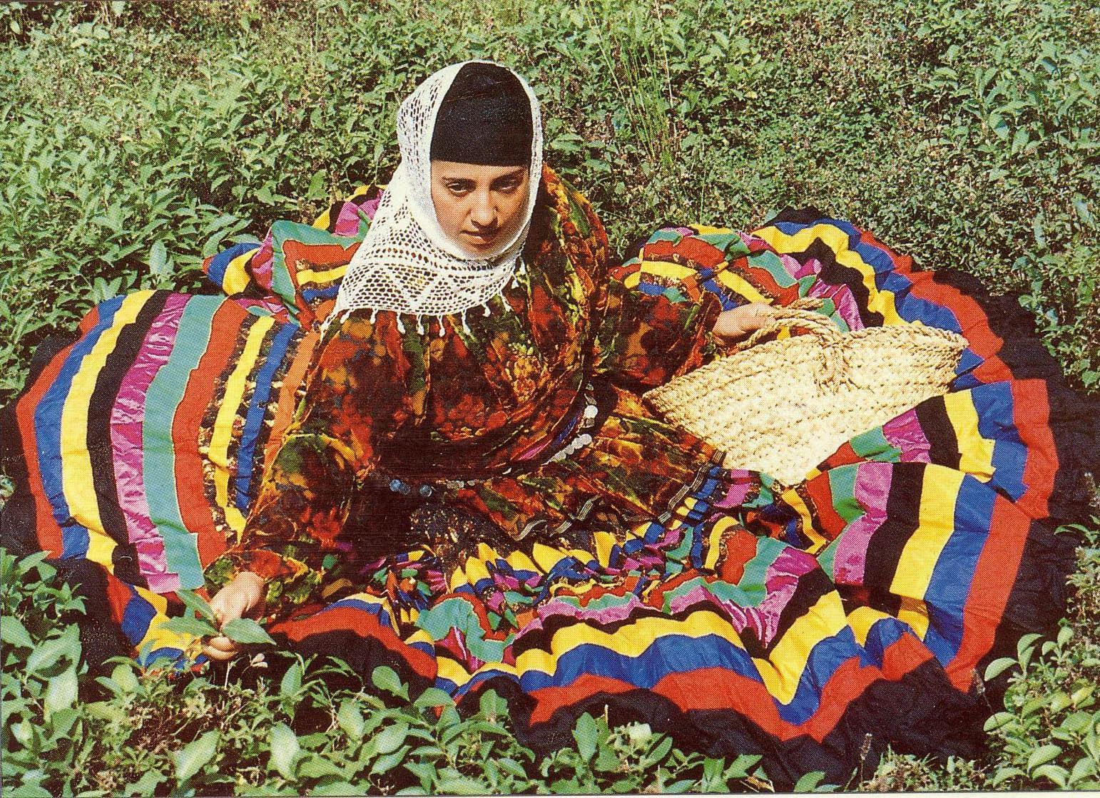 لباس های محلی مردم سمنان