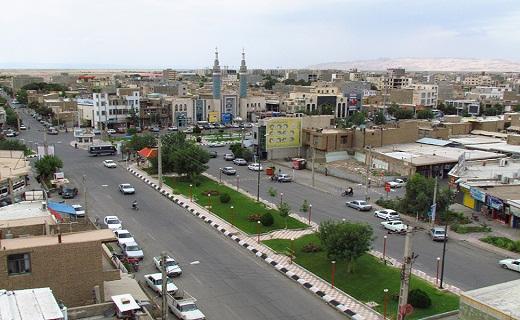 شهرستان گرمسار
