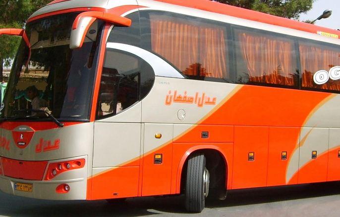 آشنایی با اتوبوس های بین شهری موجود در کشور