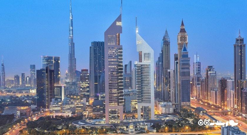 هتل جمیرا امارات تاور دبی