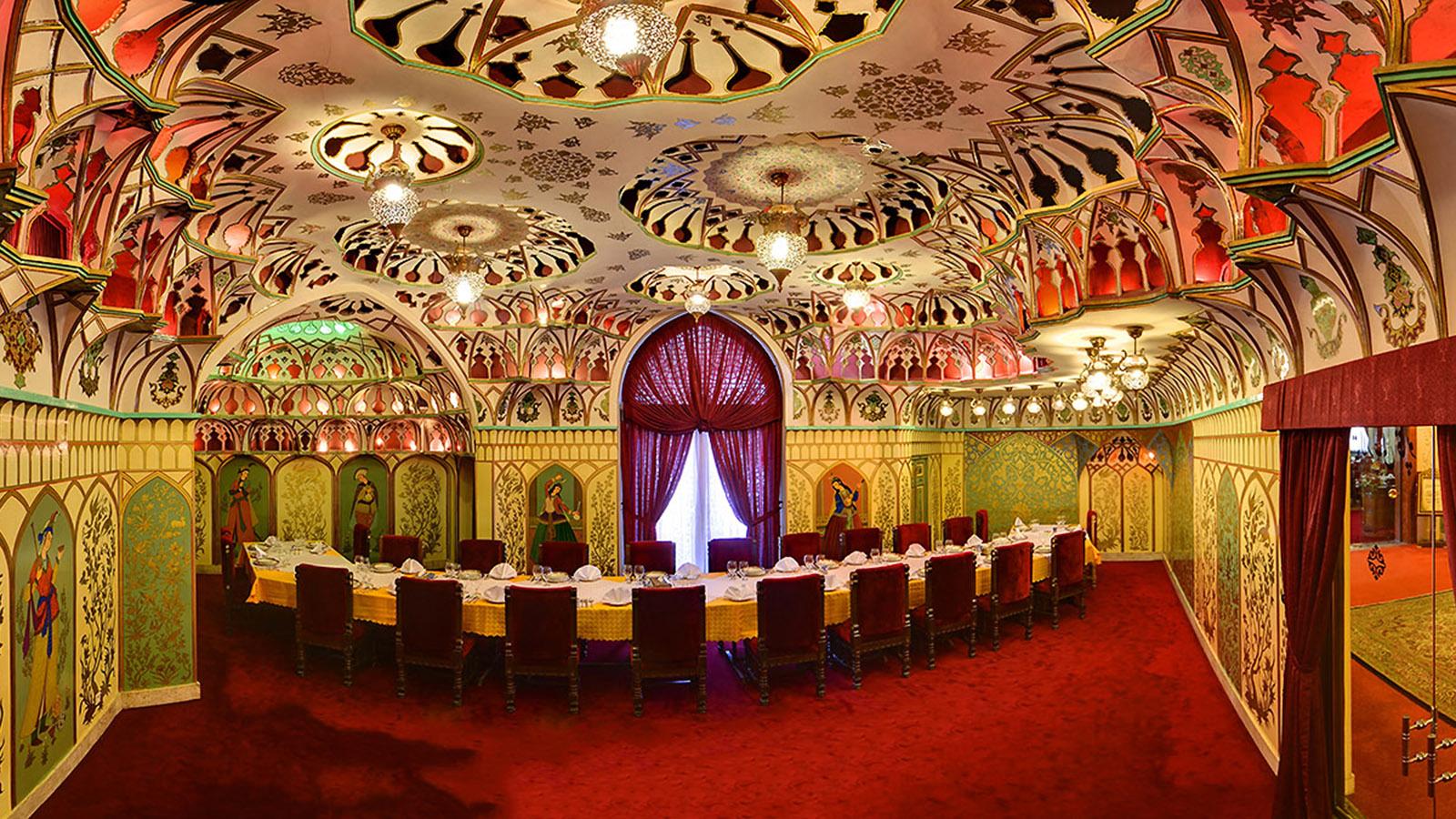 رزرو هتل از اصفهان (۲)