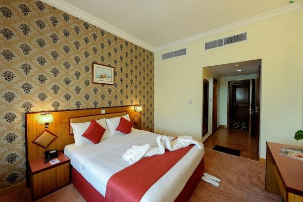 رزرو هتل دبی از اصفهان