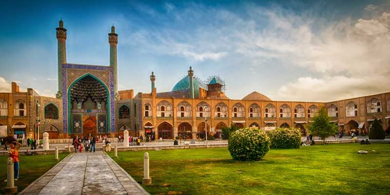 میدان نقش جهان اصفهان