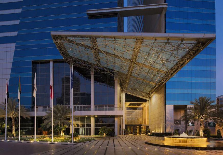 هتل مونارک دبی