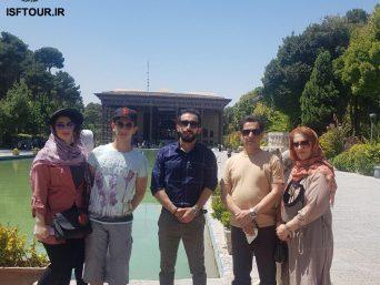 تور کلاسیک اصفهان گردی