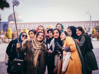 زنان ایران در صنعت گردشگری